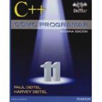 Como programar en c++ 9ªed