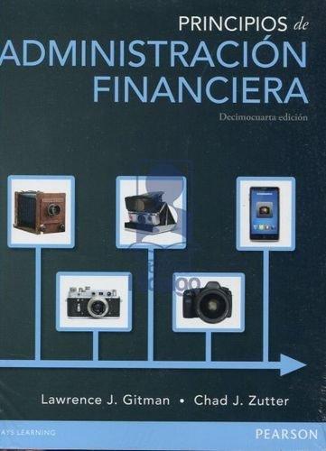 Principios de administracion financiera