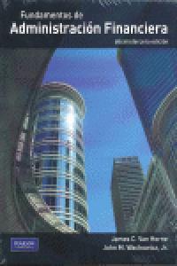Fundamentos de administracion financiera