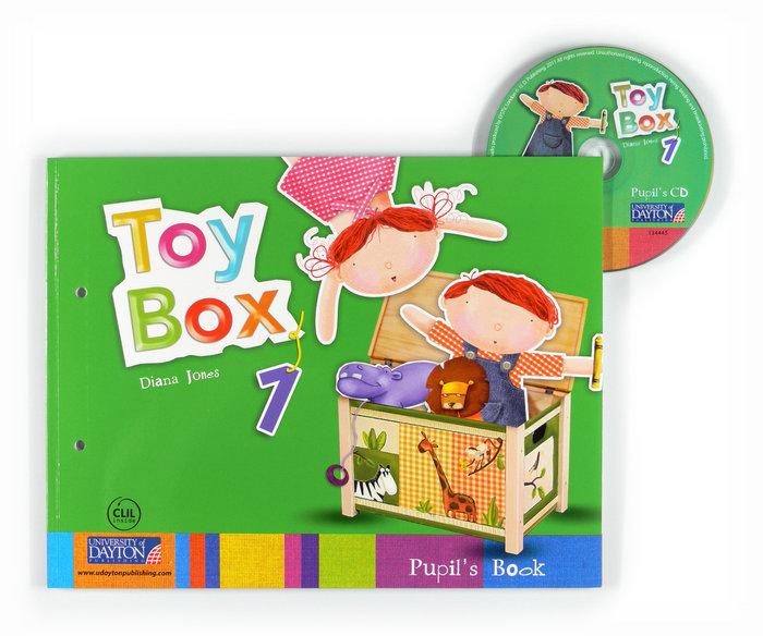 Toy box i 3años st 11