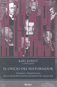Oficio del historiador,el