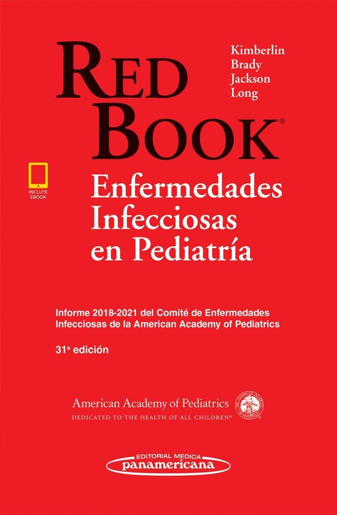 Red book enfermedades infecciosas en pediatria 31 ed