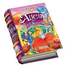 Alicia en el pais de las maravillas (libro miniatura)