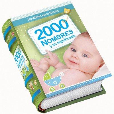 2000 nombres y su significado (libro miniatura)