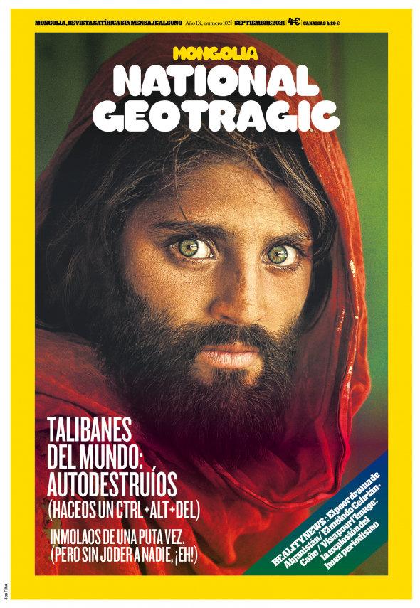Revista mongolia 102 septiembre 2021