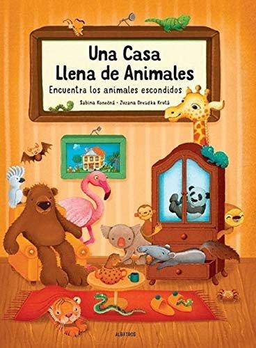 Casa llena de animales