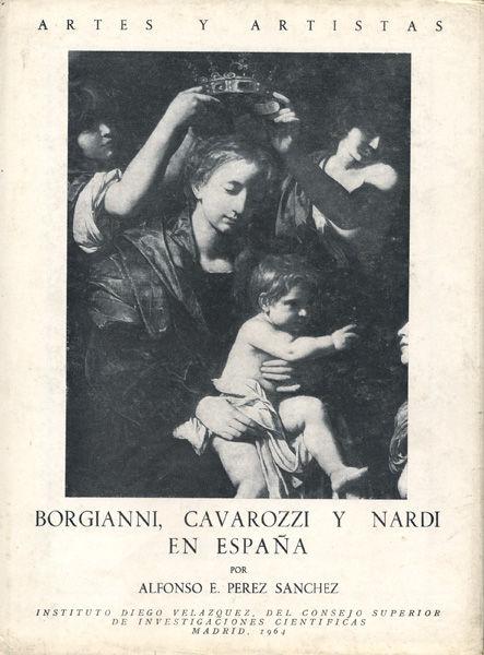 Borgianni, cavarozzi y nardi en españa