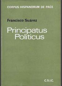 Principatus politicus defensio fidei iii