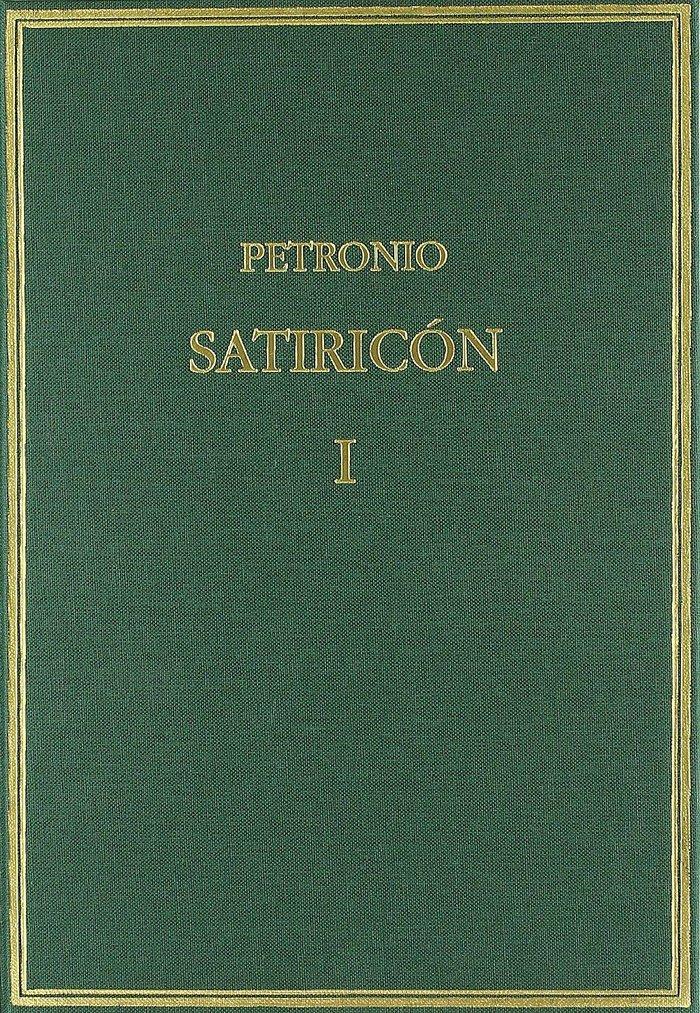 Satiricon. vol. i. caps. 1-60