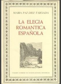 Elegia romantica española,la