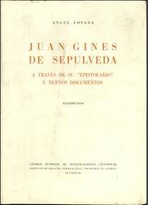 Juan gines de sepulveda a traves de su epistolario y nuevos