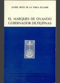 Marques de ovando gobernador filipinas