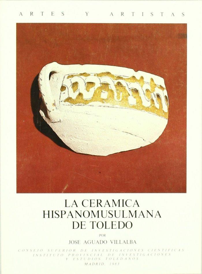 Ceramica hispano musulmana toledo