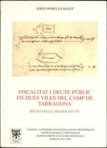 Fiscalitat i deute public en dues viles del camp de tarragon