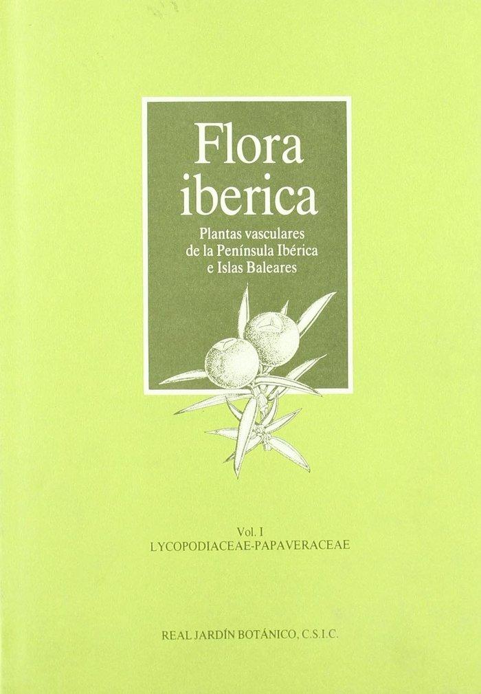 Flora iberica i 2ºedicion