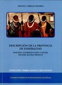 Descripcion provincia de las esmeraldas