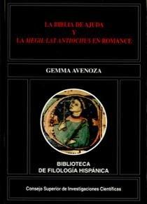 Biblia de ajuda y la megil.lat antiochus en romance,la