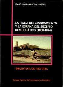 Italia del risorgimento y la españa del sexenio democratico
