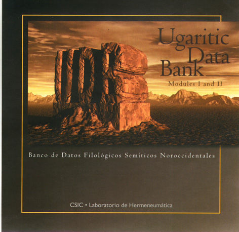 Ugaritic data bank. modules i and ii