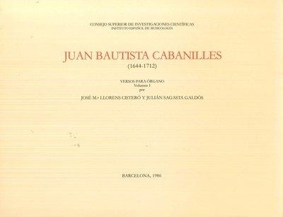 Versos organo.vol.1