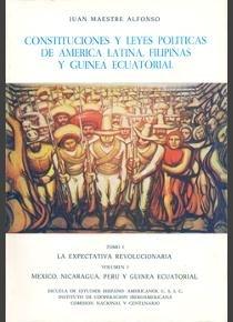 Constituciones y leyes politicas america latina tomo i/1