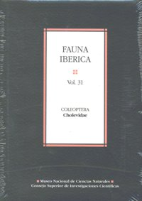 Fauna iberica 31 coleoptera