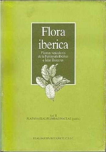 Flora iberica ii