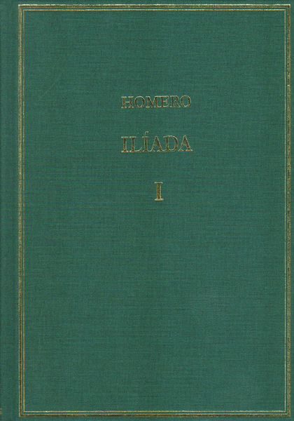 Iliada i (cantos i-iii)