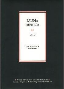 Fauna iberica 2 coleoptera