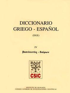 Dic.griego español iv rtca