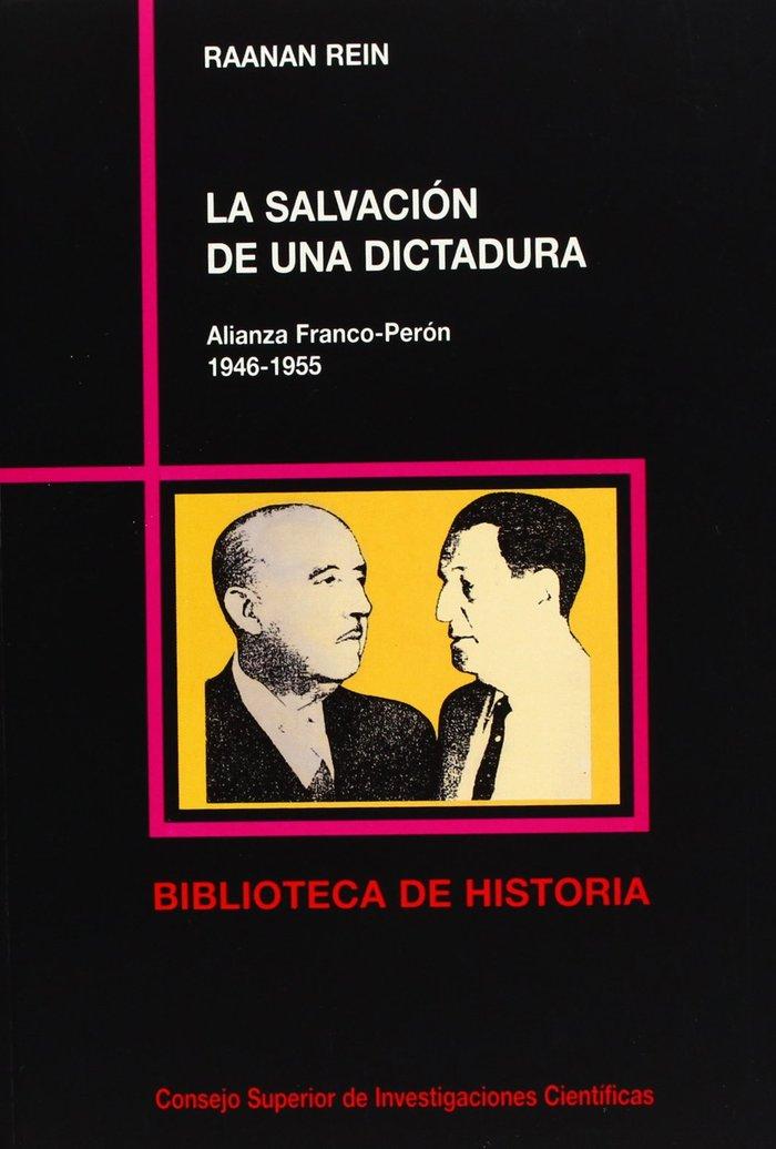 Salvacion de una dictadura