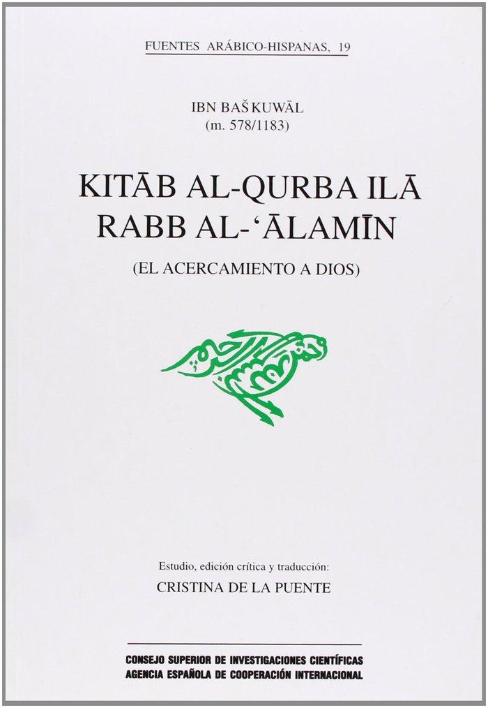 Kitab al-qurba ila rabb al-alamin el acercamiento a dios