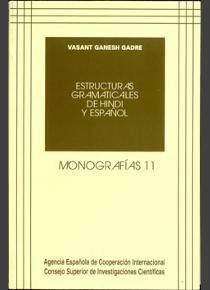 Estructuras gramaticales de hindi y español