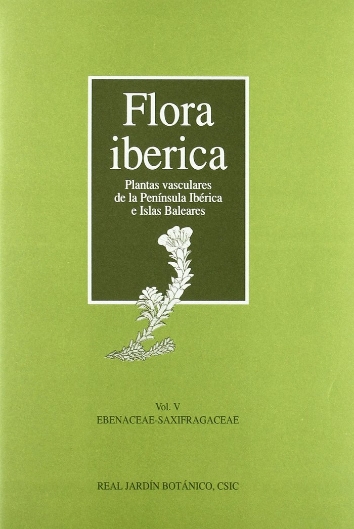 Flora iberica v