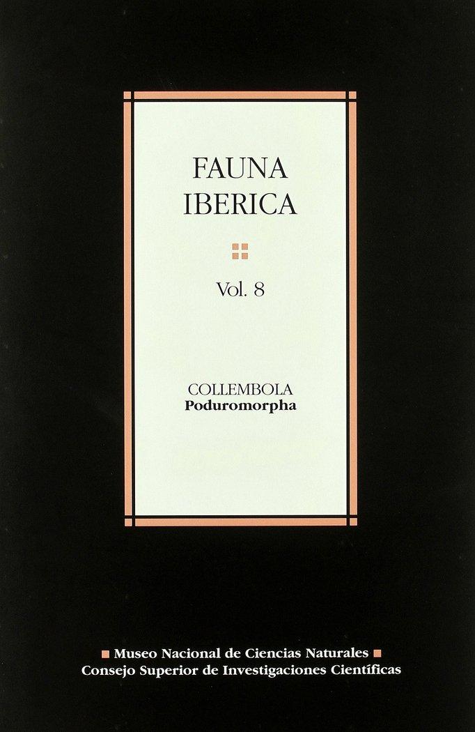 Fauna iberica 8 collembola poduromorpha