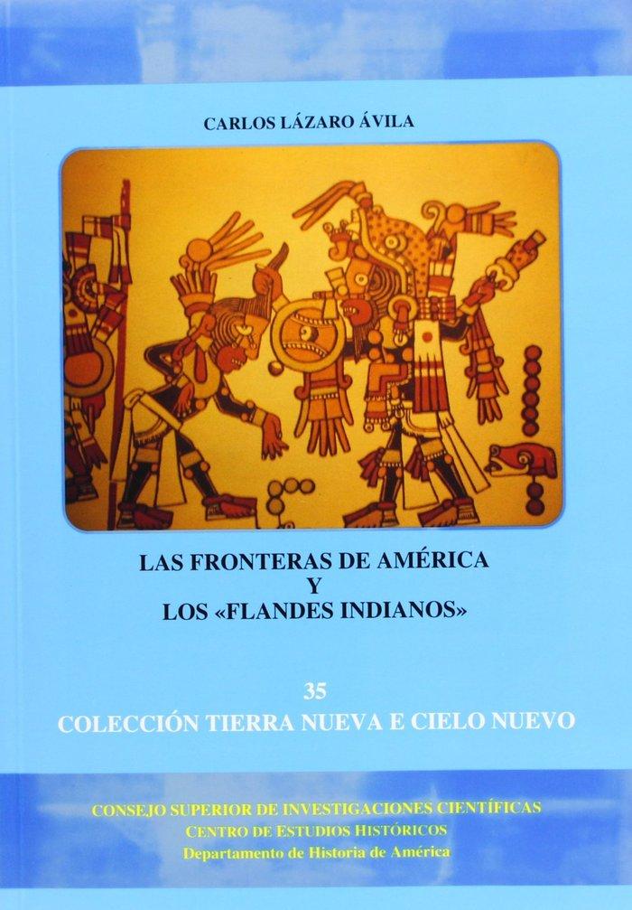 Fronteras de america y los flandes indianos,las