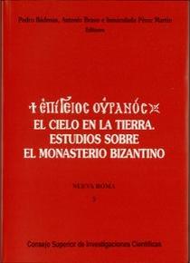 Cielo en la tierra (epigeios ouranos),el