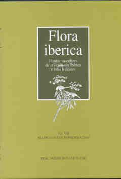 Flora iberica viii