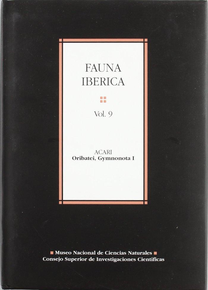 Fauna iberica 9