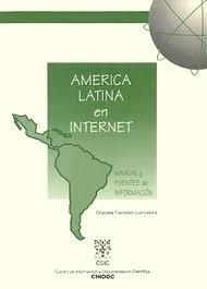 America latina en internet