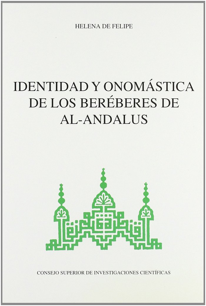 Identidad onomastica bereberes de al andalus
