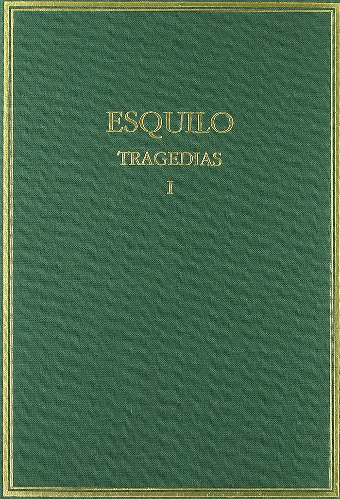 Tragedias i los persas
