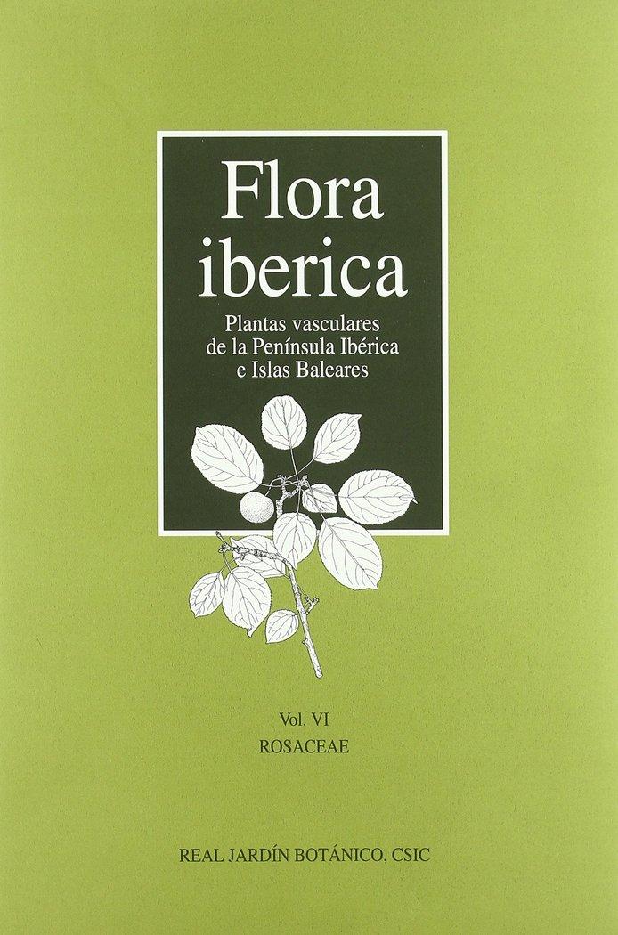 Flora iberica vi rosaceae