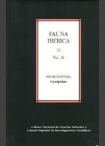 Fauna iberica 16 hymenoptera