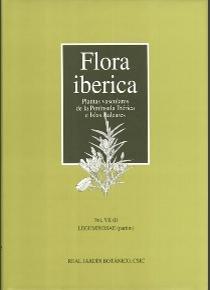 Flora iberica vii(i) leguminosae