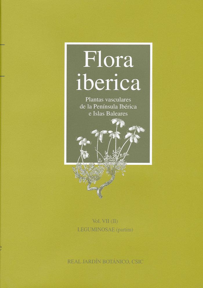Flora iberica vii(ii)leguminosae