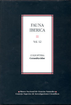 Fauna iberica 12 coleoptera