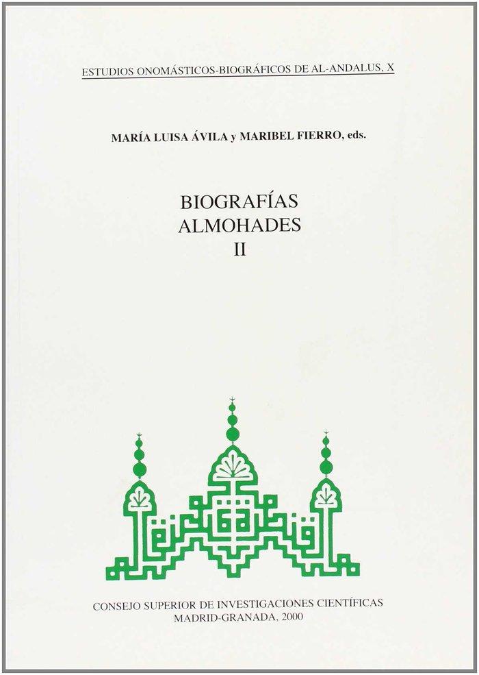 Estudios onomasticos x al andalus