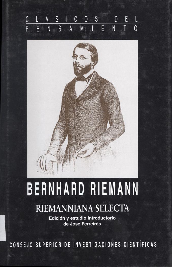 Riemanniana selecta
