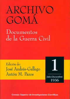 Archivo goma documentos guerra civil 1 julio-diciembre 1936